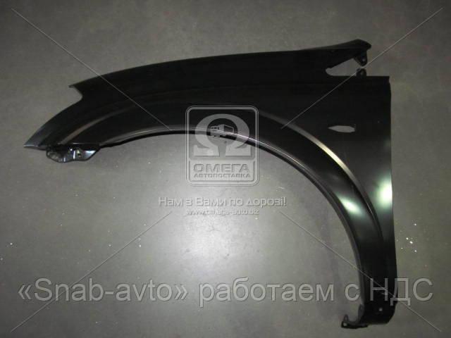 Крыло переднее левое KYRON (производство SsangYong) (арт. 5181109100), AHHZX