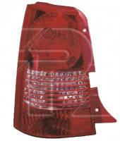 Фонарь задний для Kia Picanto '04-07 левый (DEPO) 9240107000