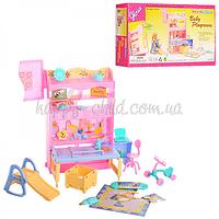 Мебель для куклы Детская комната 21019