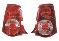 Фонарь задний для Kia Picanto '07-10 левый (DEPO) 223-1934L-LD-UE