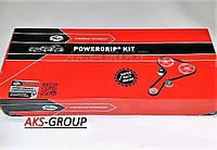 Gates K015521- оригинал на ВАЗ 2108 - 2115 комплект ремня ГРМ (ремень + ролик)