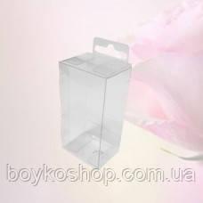 Коробка высечка с европодвесом 53*38*93 мм