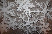 Резка пенопласта заготовки для творчества: санки, снежинки, любые фигуры