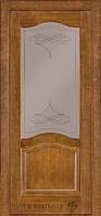 Межкомнатные двери Тerminusмодель 03 ПОдуб тёмный