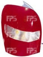 Фонарь задний для Mazda 323 хетчбек '98-01 F/S (Bj) правый (DEPO) 216-1950R-A