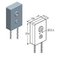 Редуктор цепной CH0501 для ворот ролет гаражных и промышленных Alutech