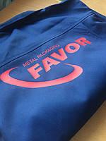 Нанесение логотипа на демисезонных куртках