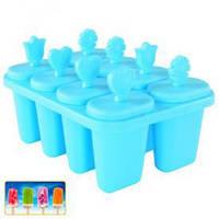 Формы для мороженого J00452, 15*12.5*7 см, из 8 шт, Для мороженного, Набор для мороженного