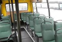 Чехлы на автобус Богдан А-092