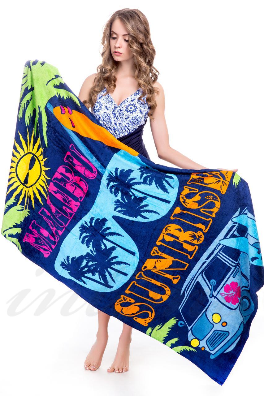 Рушник пляжний Malibu