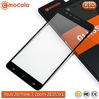 Защитное стекло Mocolo ZenFone 3 Zoom ZE553KL (Black)