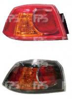 Фонарь задний для Mitsubishi Lancer X (10) '07- левый (FPS) внешний, красный