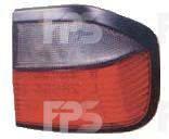 Фонарь задний для Nissan Primera P10 седан '91-96 левый (DEPO) внешний, белый поворот