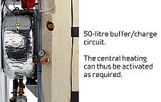 Рекуператор с Воздушным тепловым насосом Compact P Air 9, фото 3