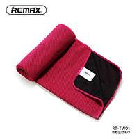 Полотенце Remax RT-TW01 Cold Feeling Sporty Towel, цвет: красный