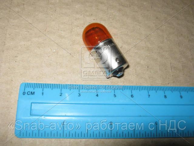 Лампа накаливания RY10W 12V 10W BAU15s SPHERICAL (производство Narva) (арт. 17317CP)