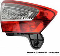 Фонарь задний для Opel Zafira B 2007 - 2013 правый (DEPO)
