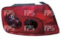 Фонарь задний для Peugeot 407 '04-10 левый (DEPO)