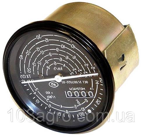 Тахоспідометр ЮМЗ, датчик мотогодин, фото 2