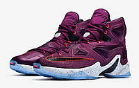 Баскетбольные кроссовки Nike LeBron XIII 13 Written In The Stars Purple, фото 1