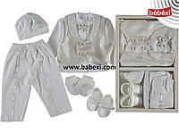 Комплект для крещения на мальчика