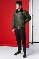 Демисезонная мужская японская куртка Киро Токао хаки