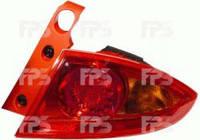 Фонарь задний для Seat Leon '05-12 левый (DEPO) внешний 1P0945111D