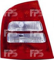 Фонарь задний для Skoda Octavia седан '00-09 левый (DEPO) 1U6945111C