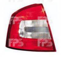 Фонарь задний для Skoda Octavia A5 '09-13 лифтбек правый (DEPO) 1Z5945112B