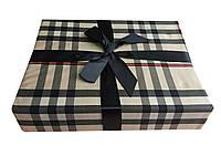 Комплект постельного белья из Египетского хлопка в клетку Burberry c8f9ba687f6