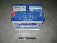 Аккумулятор   70Ah-12v VARTA BD(E24) (261х175х220),L,EN630 (арт. 570413063), AGHZX