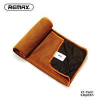 Полотенце Remax RT-TW01 Cold Feeling Sporty Towel, цвет: оранж