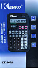 Калькулятор инженерный (многофункциональный научный калькулятор) Kenko 105B