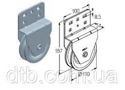 Блок ручного подъёма ворот HKU001