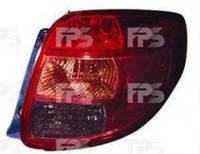 Фонарь задний для Suzuki SX4 хетчбек '06- правый (DEPO) 0071742458