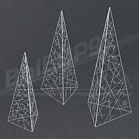 """Декор """"Пирамида"""" 1,5м"""