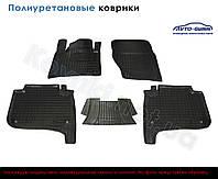 Полиуретановые коврики в салон Audi A6 (C7), Avto-Gumm