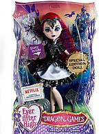 Кукла Ever After high Mattel Мира Шардс Игры Драконов Evil Queen