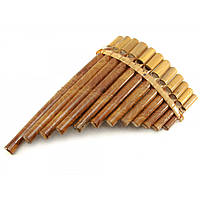 Флейта Пана бамбук (27,5х18х5 см)