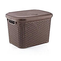 Корзина для хранения Hobbylife 08 1107-4 коричневый