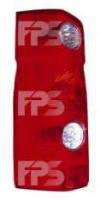 Фонарь задний для Volkswagen Crafter '06-11 правый (TYC)