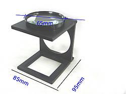 Линза увеличительная D65 mm  3X трансформер