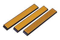 Камни точильные в наборе 3 штуки, точильное устройство, заточка кухонных ножей, (240/600/1000 GRIT)