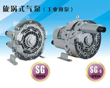 Компрессор-аэратор SunSun SG-2200S, 138kPa, фото 2