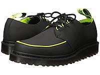 Туфли (Оригинал) Dr. Martens Ramsey Alt Creeper Black Concept/388C Neon Yellow PU Binding