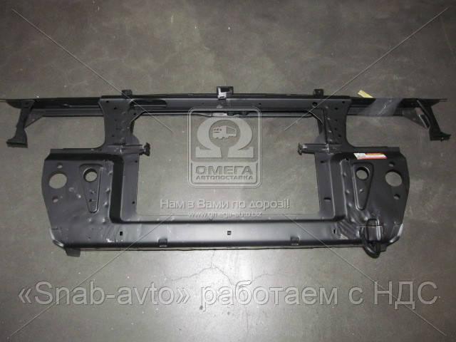 Рамка радиатора ВАЗ 2108 в сборе (верх + низ) (производство Экрис) (арт. 21080-8401050+52), AEHZX