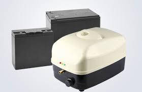 Компрессор на аккумуляторе SunSun YT-838, 45л/мин, фото 2