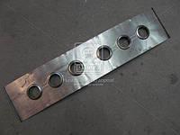 Усилитель порога ВАЗ 2121  с отверстием (производство Экрис) (арт. 21210-5401102-00)