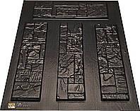 """Форма для изготовления декоративного (искусственного) камня и фасадной плитки """"Испания"""""""