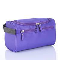 Органайзер - несессер на крючке фиолетовый